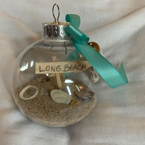Other - 🥳 HP 🥳 Long Beach Christmas ornament
